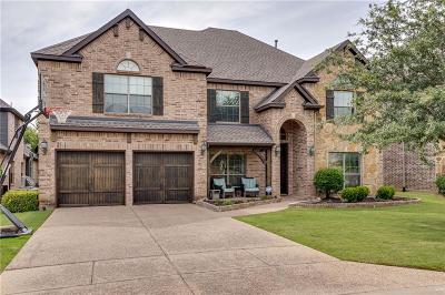Fort Worth Single Family Home For Sale: 12341 Fairway Meadows Drive
