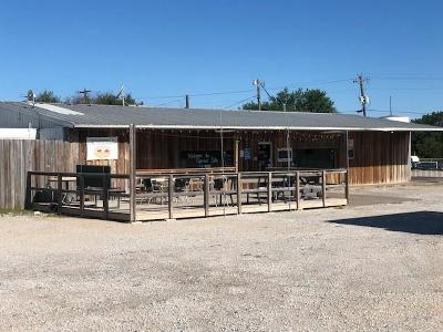 Weatherford Commercial For Sale: 2305 N Fm 113 Road