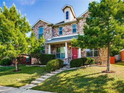 Rockwall Single Family Home For Sale: 2924 Misty Ridge Lane