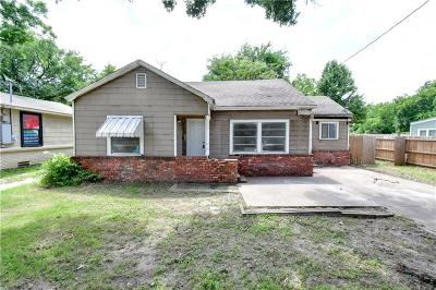 Weatherford Single Family Home For Sale: 307 Bryan Street