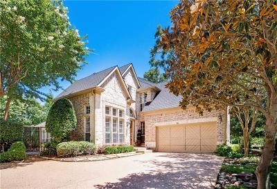 Southlake Single Family Home For Sale: 605 Regency Crossing