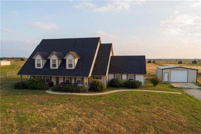 Caddo Mills Single Family Home Active Option Contract: 5207 County Road 2706