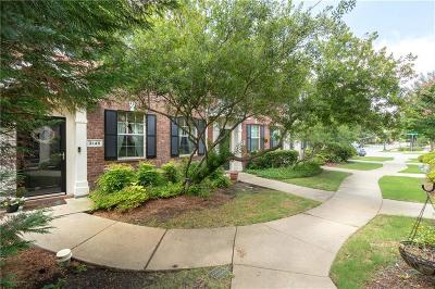 McKinney Townhouse For Sale: 3145 Stone Forest Circle