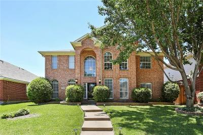 Allen Single Family Home For Sale: 432 Trinity Drive