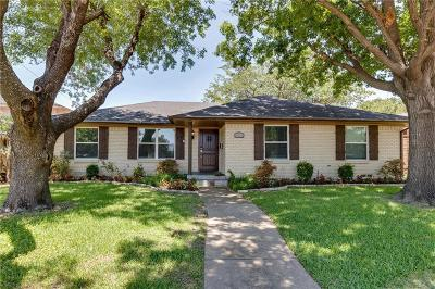 Lake Highlands Single Family Home For Sale: 11329 McCree Road
