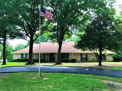 Sherman Single Family Home For Sale: 1610 Carriage Estates Road
