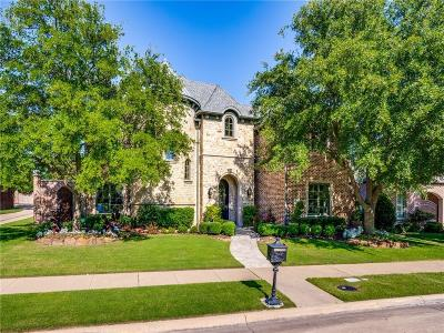 Collin County Single Family Home For Sale: 3156 Briarwood Lane