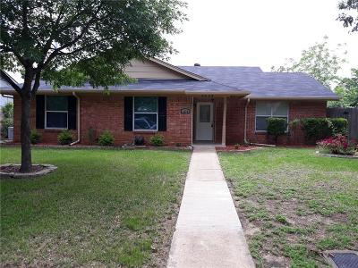 Lewisville Single Family Home For Sale: 1214 Granada Lane