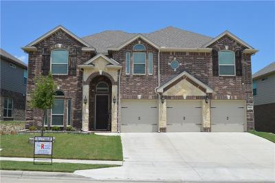 Fort Worth Single Family Home For Sale: 9840 White Bear Trail