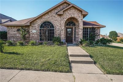 Mesquite Single Family Home For Sale: 1001 Chelsea Drive