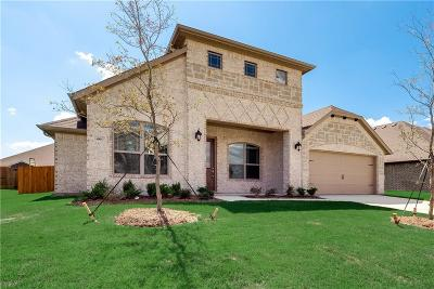 Waxahachie Single Family Home For Sale: 460 Wintergreen Drive