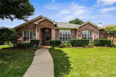 Collin County Single Family Home For Sale: 3316 Nutmeg Drive