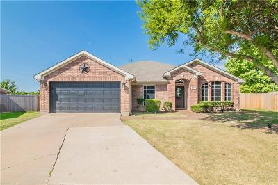 Mansfield Single Family Home For Sale: 4408 Ashbury Lane