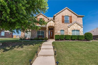 Fort Worth Single Family Home Active Option Contract: 1633 Alamo Bell Way