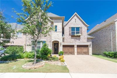 Denton County Single Family Home For Sale: 8256 Lindsay Gardens