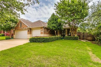 Fort Worth Single Family Home For Sale: 4905 Belladonna Drive