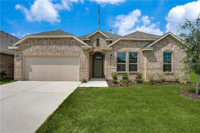 Haslet Single Family Home For Sale: 12237 Hulson Trail