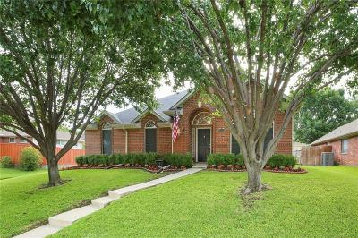 Carrollton Single Family Home Active Option Contract: 2764 Summertree Drive