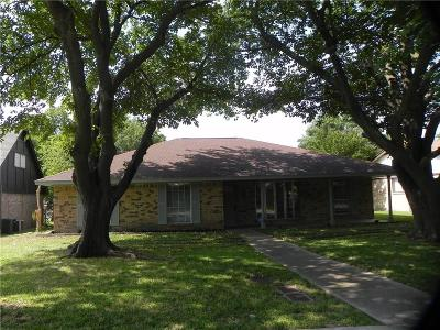 Duncanville Single Family Home Active Option Contract: 814 E Cherry Street