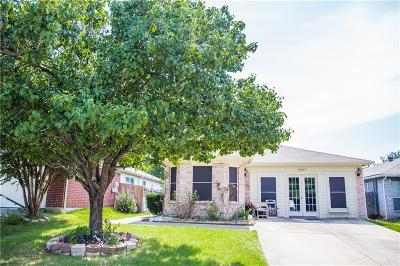 Fort Worth Single Family Home For Sale: 10513 Shadywood Drive