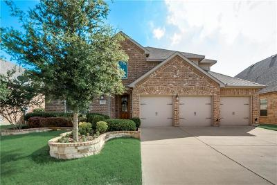Forney Single Family Home Active Option Contract: 1015 Fenwick Lane