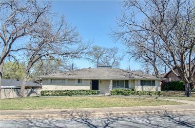 Dallas Single Family Home For Sale: 1247 Golden Trophy Drive