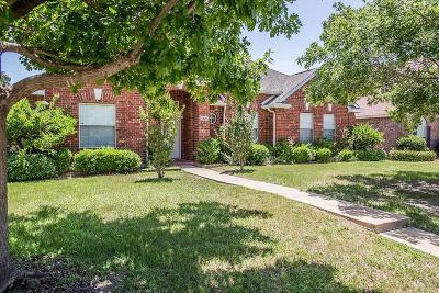 Garland Single Family Home For Sale: 4526 Southampton Boulevard