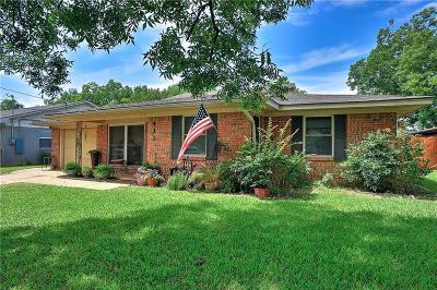 Sherman Single Family Home For Sale: 413 W Anita Street