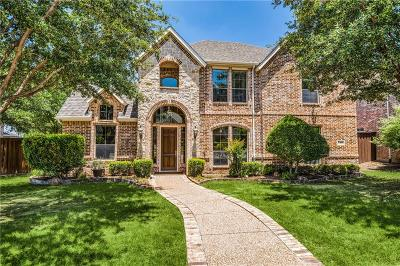 Frisco Single Family Home For Sale: 1440 Sandstone Drive