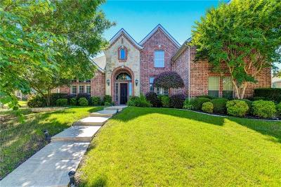 Flower Mound Single Family Home For Sale: 2705 Wisdom Creek Drive