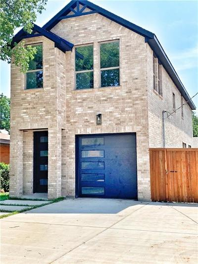 Dallas Single Family Home For Sale: 4010 Finis Lane