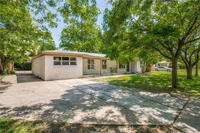 Fort Worth Single Family Home For Sale: 5632 Volder Drive
