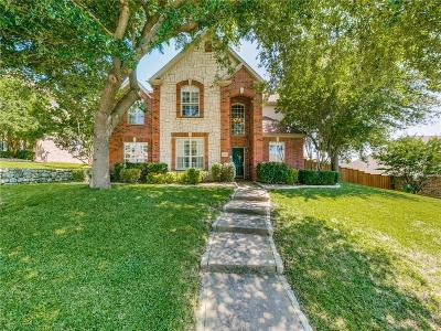 Rowlett Single Family Home For Sale: 1810 Greenhill Drive