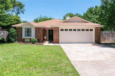 Roanoke TX Single Family Home For Sale: $245,000