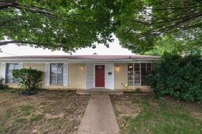 Fort Worth Single Family Home For Sale: 5512 Rutland Avenue