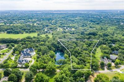 Colleyville Residential Lots & Land For Sale: 4224 Cheshire Drive