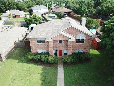 Allen Single Family Home For Sale: 1016 Winslow Drive
