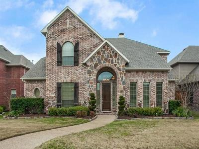 Lewisville Single Family Home For Sale: 424 Water Bridge