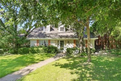 Dallas Single Family Home For Sale: 9235 Shoreview Road
