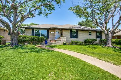 Dallas Single Family Home For Sale: 1707 Matagorda Drive