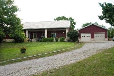 Stephenville Farm & Ranch For Sale: 222 Horsemans Drive
