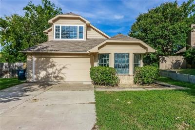Single Family Home For Sale: 10233 Leatherwood Drive
