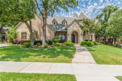 Coppell Single Family Home For Sale: 117 Whispering Hills Drive