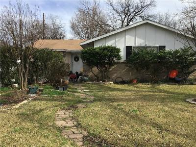 Mesquite Single Family Home For Sale: 2614 Linhaven Drive