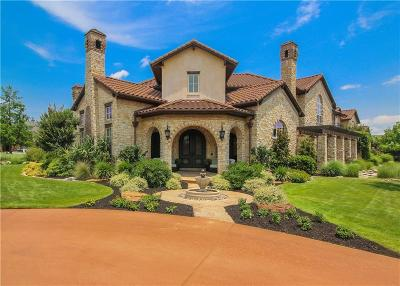 Colleyville TX Single Family Home For Sale: $2,100,000