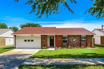 The Colony Single Family Home For Sale: 5516 Rearn Drive