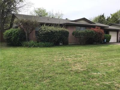 Dallas Single Family Home For Sale: 848 Emberwood Drive