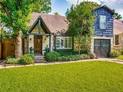 Dallas Single Family Home For Sale: 2426 W 10th Street