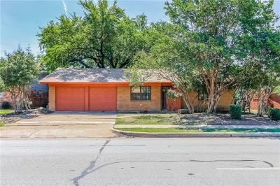Single Family Home For Sale: 5901 McCart Avenue