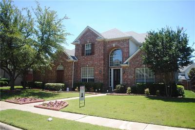 Plano Single Family Home For Sale: 3820 Lakedale Drive